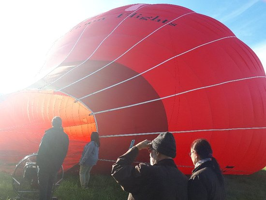 Virgin Balloon Flights - Knebworth Park, nr Stevenage