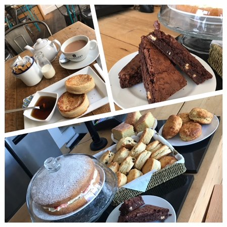 The Lighthouse Cafe: Wide Variety of Homemade Cakes