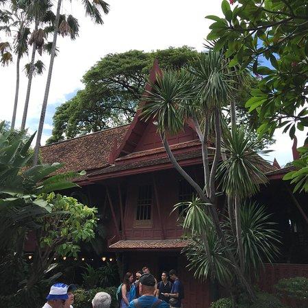 吉姆汤普森之家照片