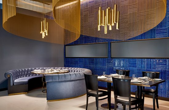 Crowne Plaza Doha West Bay: The Sixth Floor Restaurant