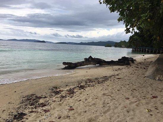 Cendrawasih Expedition : sorong beach
