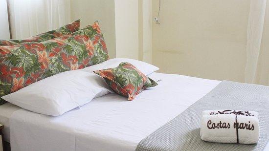 Costas Maris Beach Hotel Frente Mar: Suite Casal