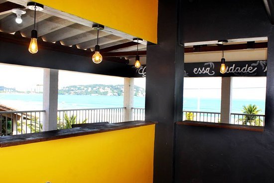 Costas Maris Beach Hotel Frente Mar : Espetaria
