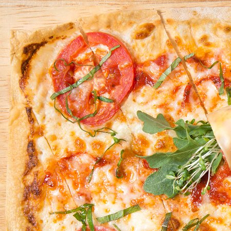 Pizza Rollio: Margherita