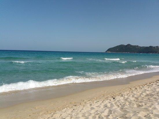 Alma Resort: La spiaggia