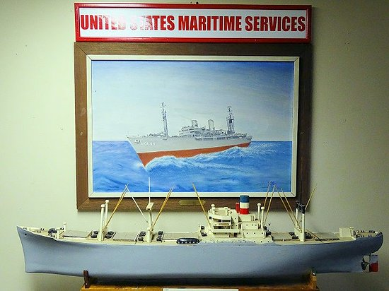 The Maritime Museum of Amelia Island: inside