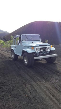 Toya Bungkah, Indonesia: Bali Volcano Jeep Tour