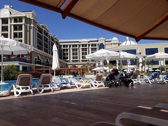 Sunis Efes Royal Palace Resort Hotel & Spa: Manzara