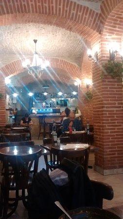 Restaurante Bar Rodrigo: Local por dentro
