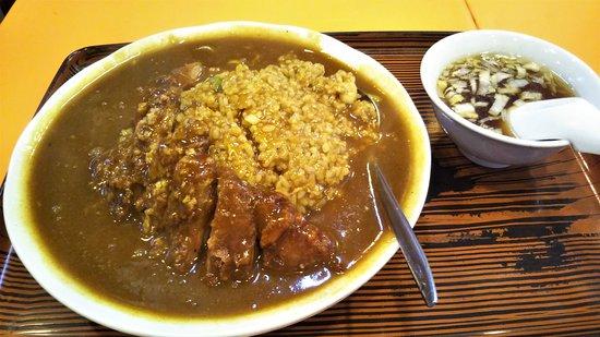 Ikoma: 台湾料理 生駒 排骨カレーチャーハン
