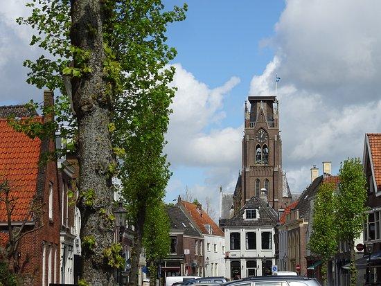 "Van Houtenkerk of ""Chocoladekerkje"" uit 1904-1906;Weesp"