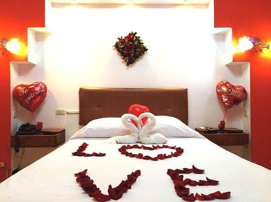 Stylus Hotel : Habitación matrimonial