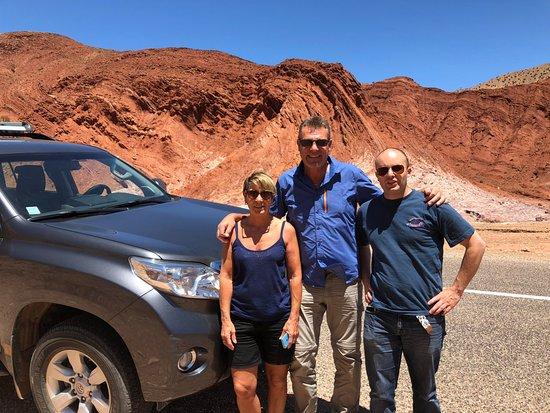 Excursion Prestige Private Day Tours: Eric et nous