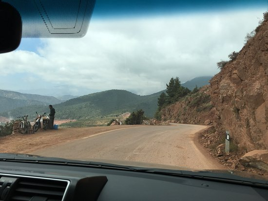 Excursion Prestige Private Day Tours: Route de montagne