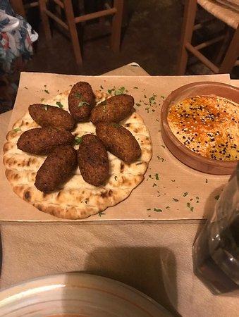 Anemoloos: Falafel