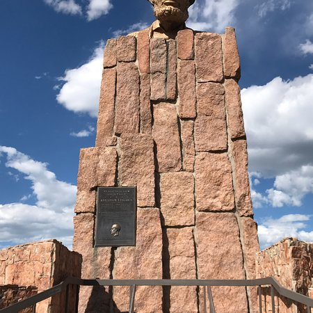 Abraham Lincoln Memorial Monument Photo