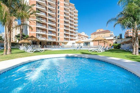 Hotel Mainare Playa: Nuestra piscina
