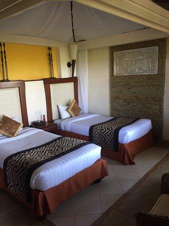Ol Tukai Lodge: Inside a room