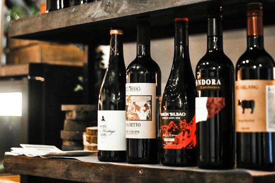 Brisket Eat & Fun: Вино
