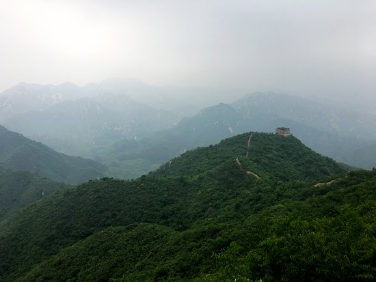 Untouched Great Wall Hike: Great Wall 1