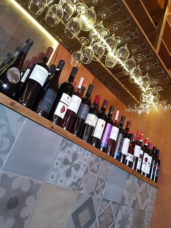 Our wines bar