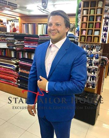 明星裁缝店照片