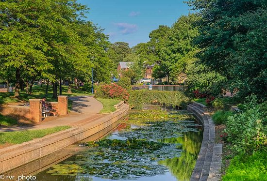 Historic Downtown Frederick: Canal de Frederick