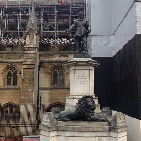 London, UK: Oliver Cromwell.