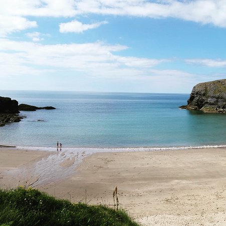 Ciliau Aeron, UK: We are within a half hour drive of numerous beautiful, often empty beaches