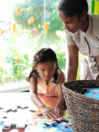 Weligama Bay Marriott Resort & Spa: Kids Club