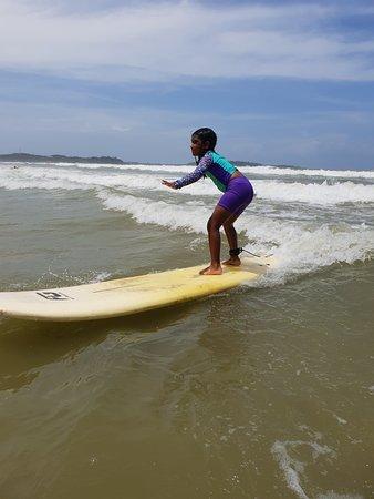 Weligama Bay Marriott Resort & Spa: Surfing