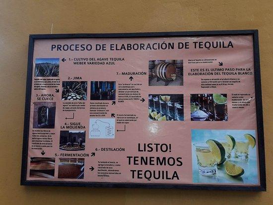 Cenote Hubiku: Η περιγραφή της διαδικασίας παρασκευής.