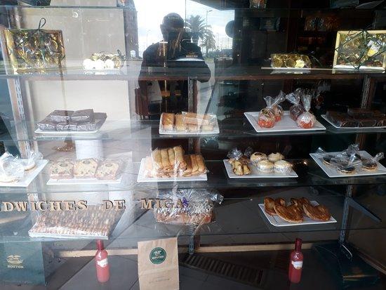 Confiteria Boston: Para elegir a la hora de degustar