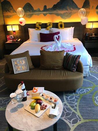 九龙东皇冠假日酒店照片