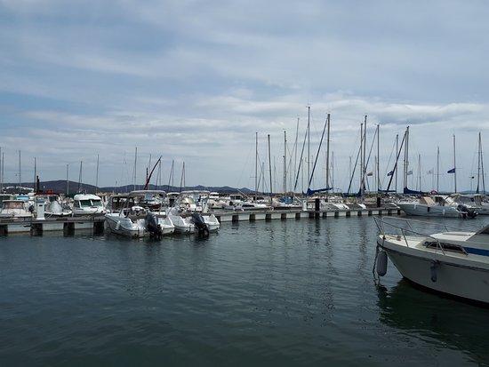 Aqualonde Plongée: Départ du port