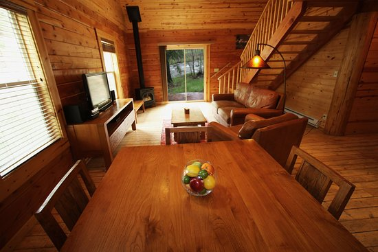 Mount Princeton Hot Springs Resort: Cabin Loft