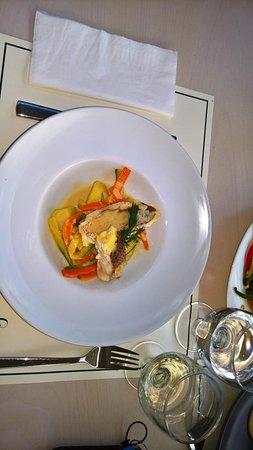 Kioni, Greece: Evening meal