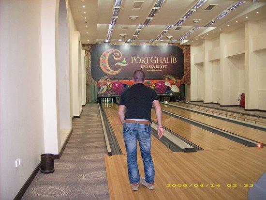 Sunrise Marina Resort Port Ghalib : bowling