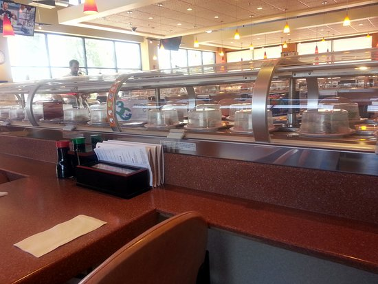 Sushi Is Delivered Right To Your Tables On The Conveyor Picture Of Sushi Station Elgin Tripadvisor Webster groves newest sushi station restaurant located in the historic district known as old webster groves. sushi station elgin tripadvisor