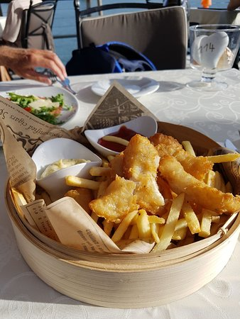 Swiss : Fish and chips