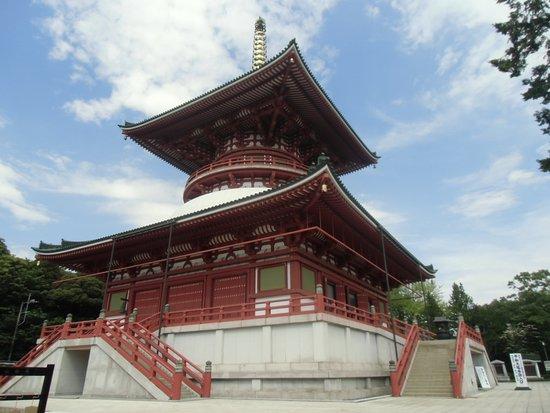 Naritasan Shinsho-ji Temple: 平和大塔