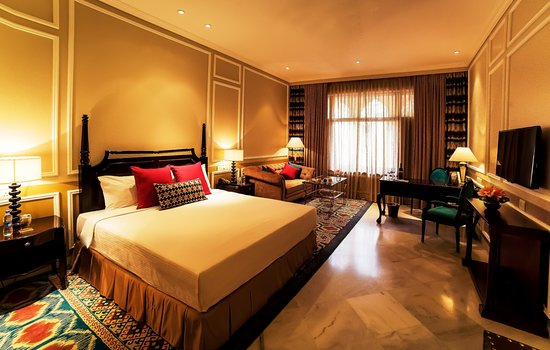 Taj SMS Hotel: SMS Rooms & Function Centre - Spacious Rooms
