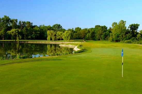 Lincolnshire, IL: Great Tee's, Fairways and Greens!