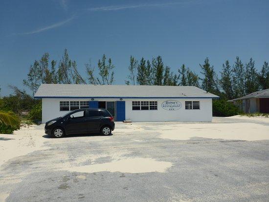 The Beach Club Restaurant & Bar : The restaurant.
