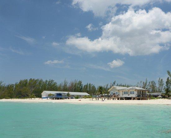 The Beach Club Restaurant & Bar : Tranquility.