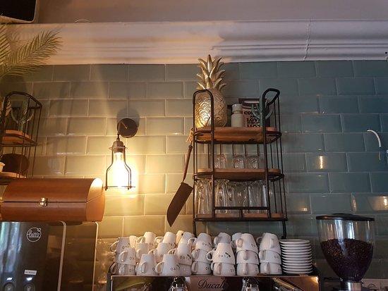 De Heeren: Coffee corner
