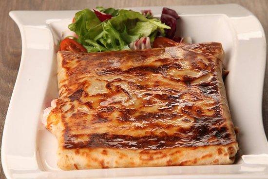 Margot Crepes&Waffles: savory crepe