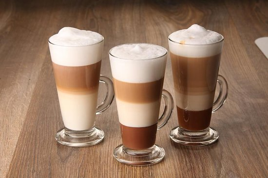 Margot Crepes&Waffles: Latte