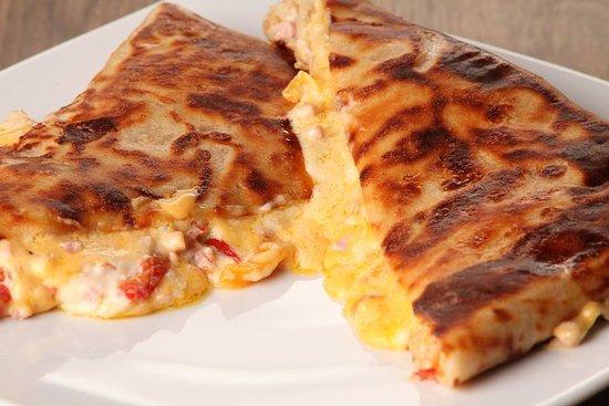 Margot Crepes&Waffles: savoury crepe
