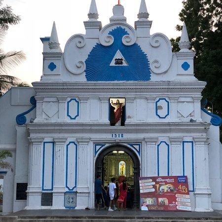 Chennai, Inde: Luz Church